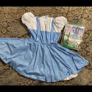Plus size Dorothy costume- so cute!